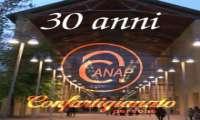 Grandi festeggiamenti per i primi 30 anni di Anap Confartigianato Parma