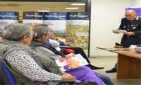 Svolto a Latina un incontro contro le truffe agli anziani