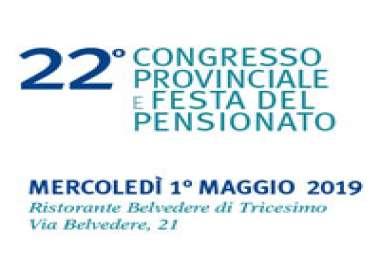 22° Congresso Provinciale e Festa del Pensionato