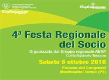 Festa Regionale del Socio ANAP Toscana