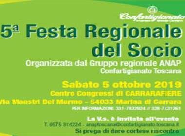 5° Festa Regionale del Socio