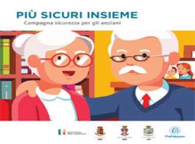 evento di informazione e sensibilizzazione contro truffe e raggiri agli anziani