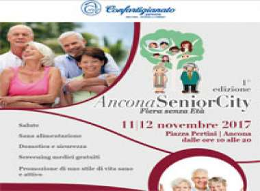 Ancona Senior City - Fiera senza Età