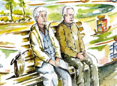 2015 - Conferenza stampa Campagna contro le truffe agli anziani