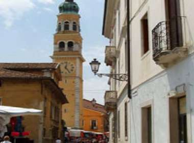 centro storico di Valdagno