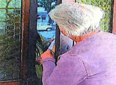 """Incontro dal titolo """"Sicurezza per gli anziani"""""""