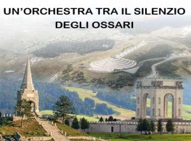 orchestra tra il silenzio degli ossari