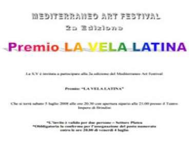 Premio La Vela Latina