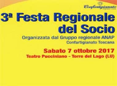 Terza Festa Regionale del Socio