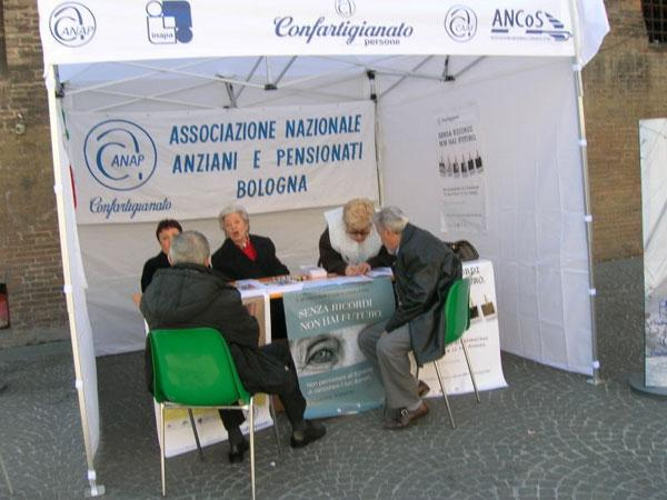 2008 - Giornata Alzheimer - Bologna