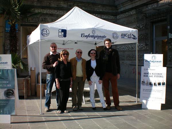 2008 - Giornata Alzheimer - La Spezia