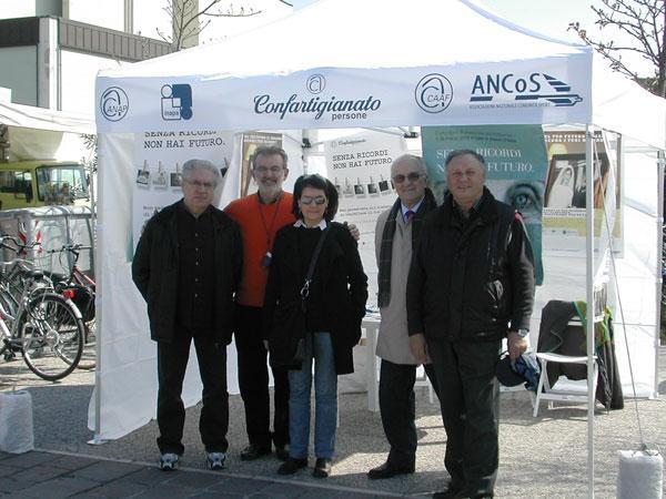 2008 - Giornata Alzheimer - Ravenna