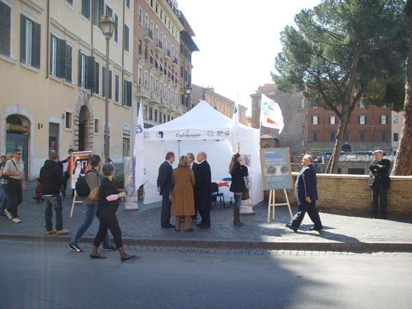 2008 - Giornata Alzheimer - Roma
