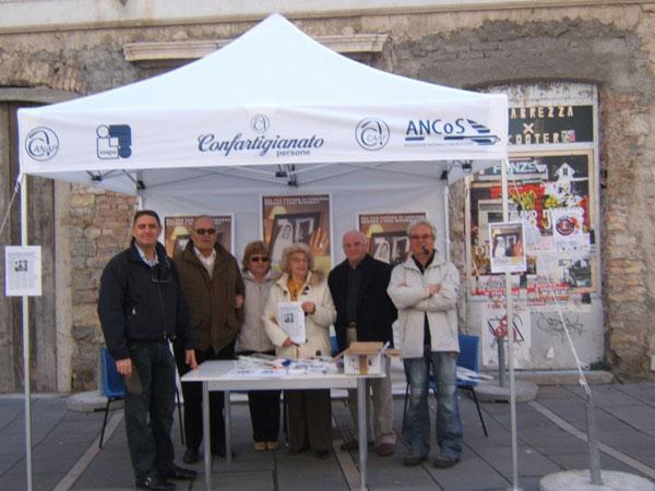 2008 - Giornata Alzheimer - Trieste