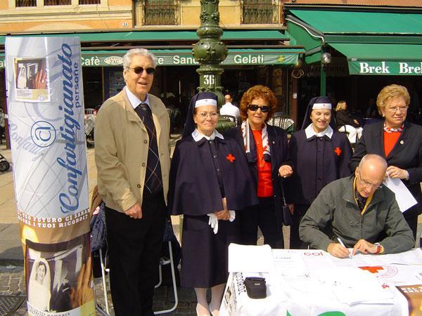 2008 - Giornata Alzheimer - Verona