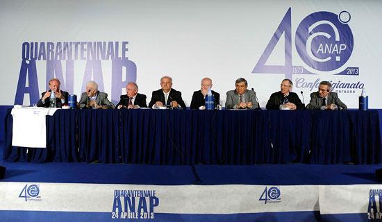 2013 - Quarantennale Anap