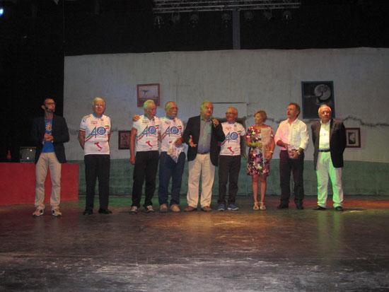 Festa del Socio Anap a Licata
