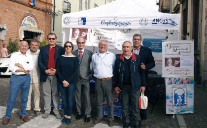 Cremona - Casalmaggiore sul Listone di Piazza Garibaldi - (09-05-2015)
