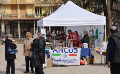 Arezzo - Piazza Giotto - (11-04-2015)