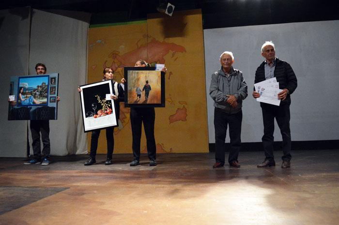 2015 - Premiazione Concorso di Pittura e Fotografia
