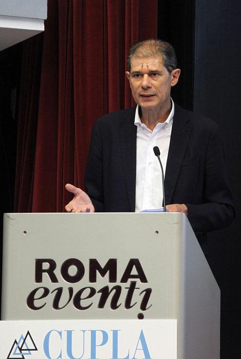 Convegno Cupla a Roma