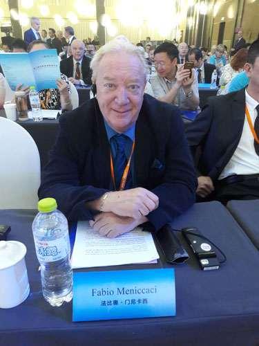 Fabio Menicacci - Congresso mondiale sul turismo senior