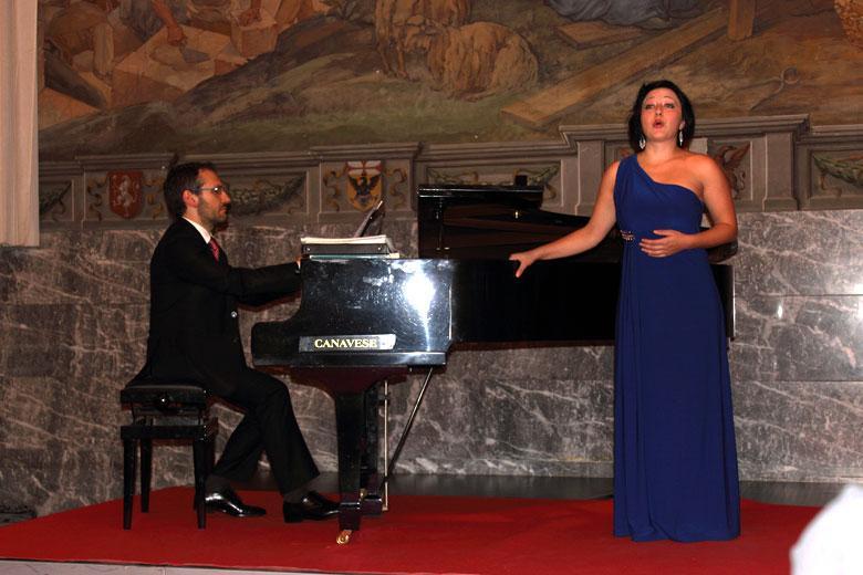 2014 - Concorso Internazionale Lirico