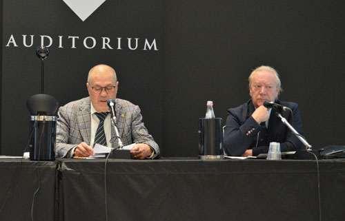 Guido Celaschi e Fabio Menicacci