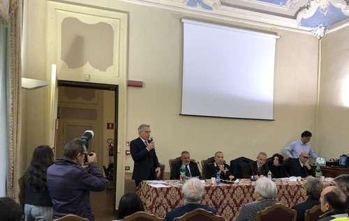 Convegno dell'8 Ottobre 2019 - Pavia