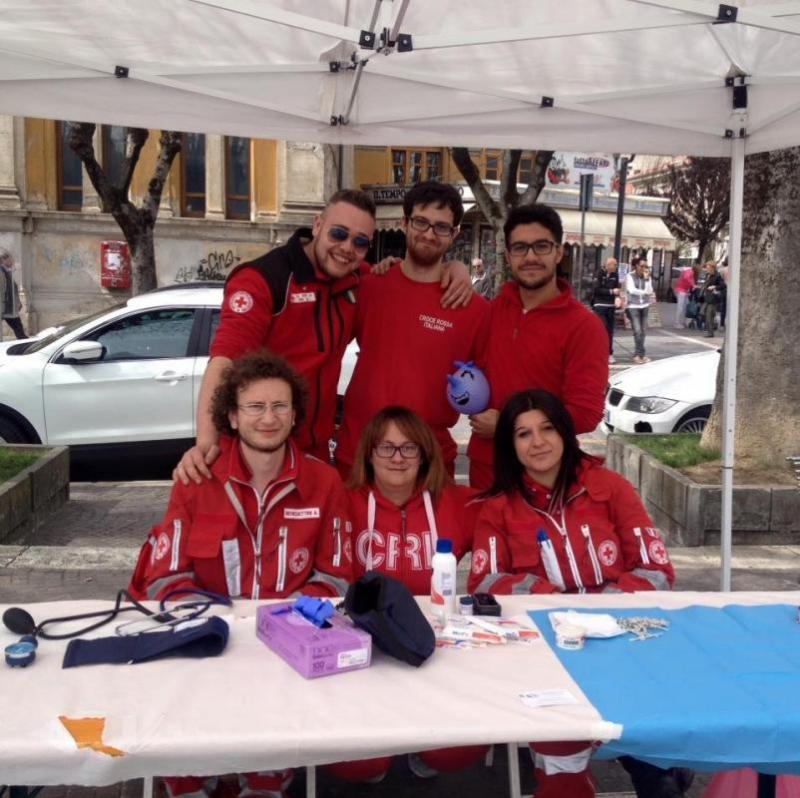 Avezzano P.zza Risorgimento 2 Aprile 2016
