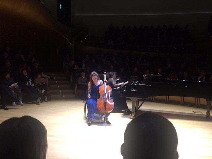 Grandi emozioni per il concerto del 70imo Confartigianato Cremona