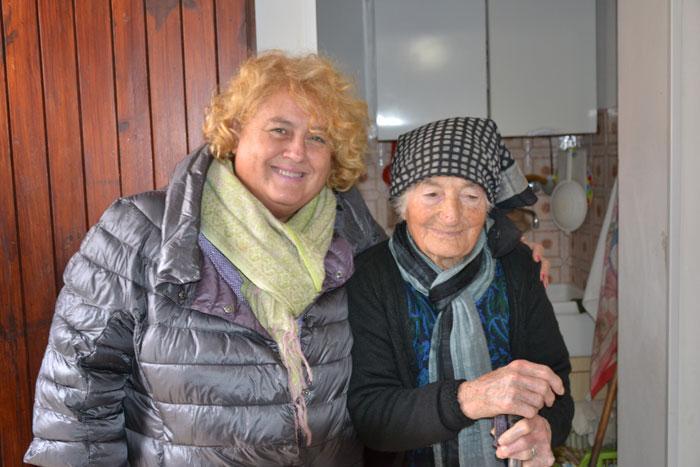"""Un ora in casa dei nostri amici soci Anap """"centenari"""""""
