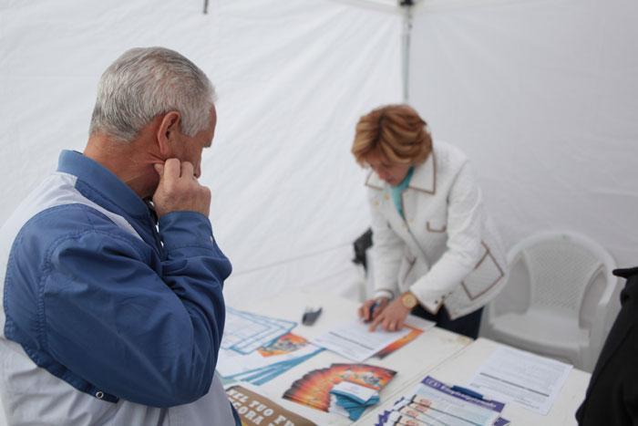 In piazza contro l'Alzheimer