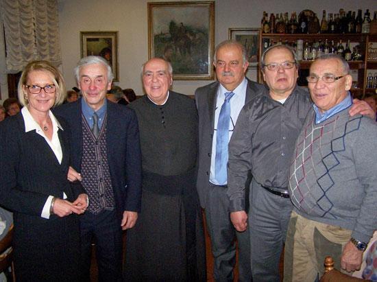 Saregno: Marenda de Sant'Antoni