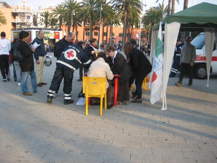 La giornata a Genova