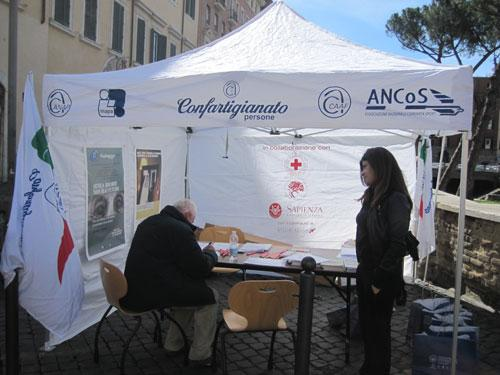 Roma - Giornata Alzheimer 6 Aprile 2013