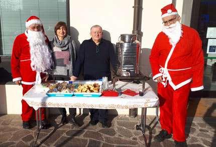 Anap Forlì festeggia il Natale