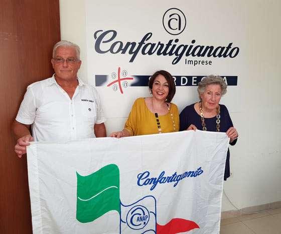 Paola Montis confermata Presidente di Anap Sardegna