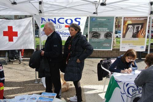 Arezzo - Sesta giornata nazionale Alzheimer 2013