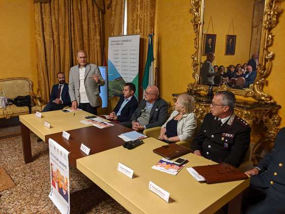 Ascoli Piceno - Convegno Più Sicuri Insieme 19/09/19