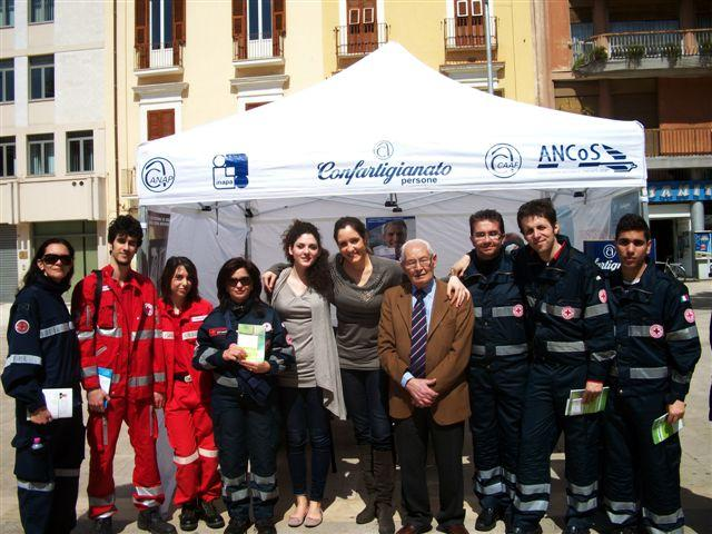 Bari - Sesta giornata nazionale Alzheimer 2013