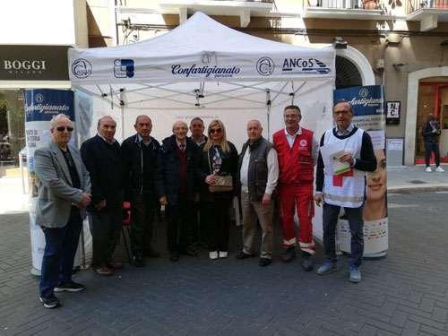 Giornata dell'Alzheimer a Bari - Via Argiro