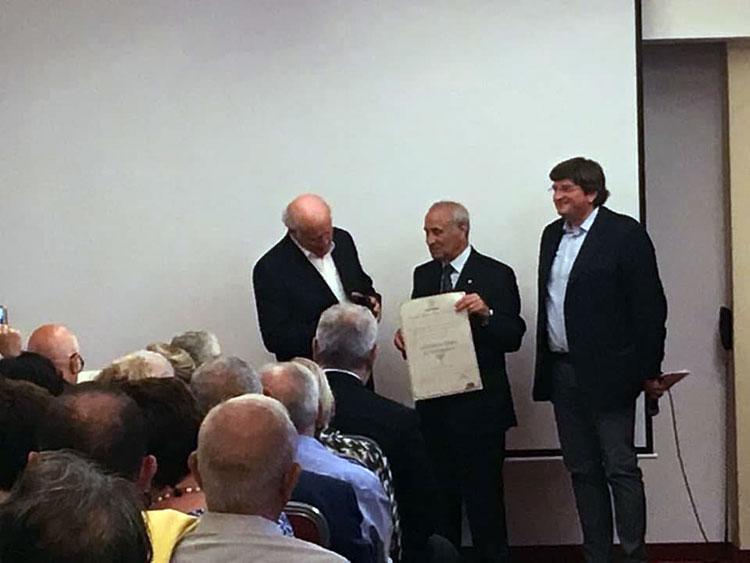 cerimonia di premiazione