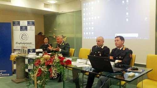 Convegno contro le truffe a Lucca