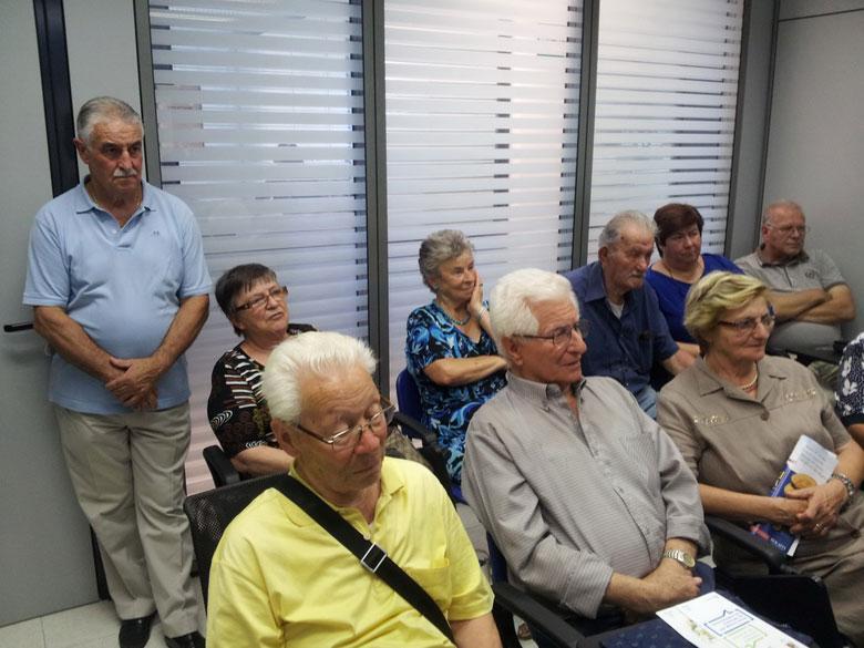 Successo per il convegno contro le truffe agli anziani