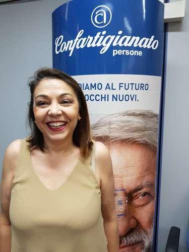 Paola Montis - Presidente Anap Cagliari