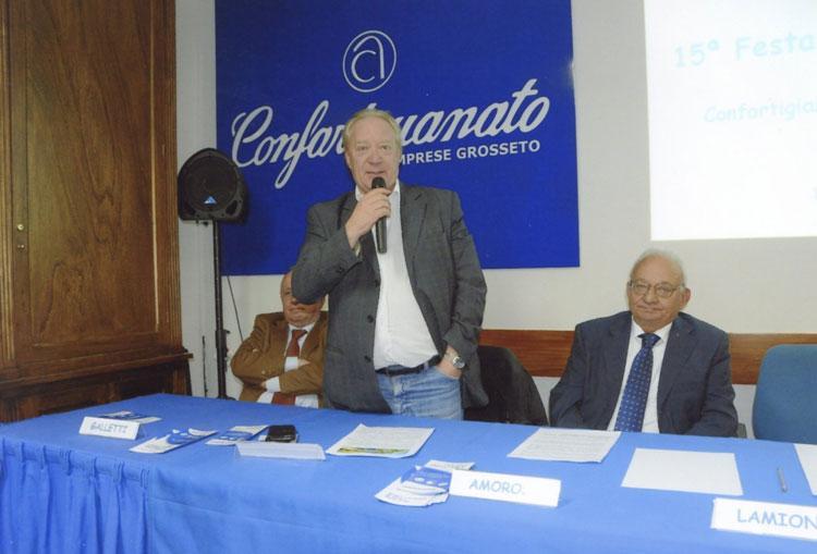 A Grosseto l'Anap festeggia i propri soci