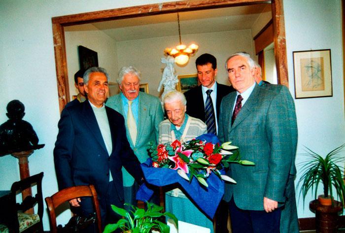 2002 - prima festa