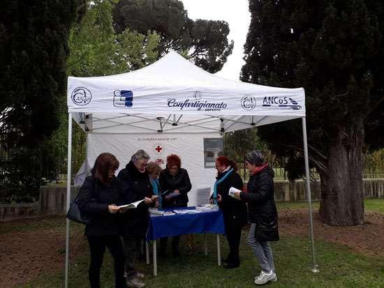 A Villa Vogel svolta la giornata dell'Alzheimer