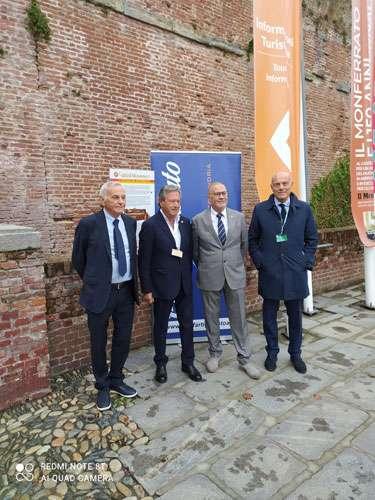 Foto di gruppo con Presidenti